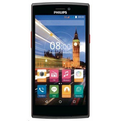 Смартфон Philips S337 (8712581736538) new original for lenovo thinkpad x1 yoga us english keyboard backlit 00pa072 01aw927 00jt888