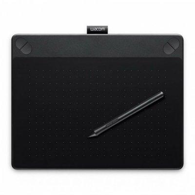 Графический планшет Wacom Intuos Art Black PT M цвет черный (CTH-690AK-N) (CTH-690AK-N) wacom intuos art creative pen and touch tablet s cth 490ak n black