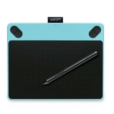 Графический планшет Wacom Intuos Art Blue PT M цвет мятно-голубой (CTH-690AB-N) (CTH-690AB-N)Графические планшеты Wacom<br><br>
