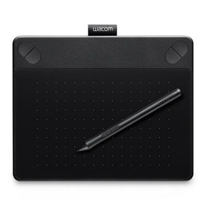 Графический планшет Wacom Intuos Photo Black PT S цвет черный (CTH-490PK-N) (CTH-490PK-N)Графические планшеты Wacom<br><br>