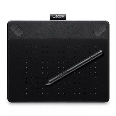 Графический планшет Wacom Intuos Comic Black PT S цвет черный (CTH-490CK-N) (CTH-490CK-N)Графические планшеты Wacom<br><br>