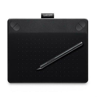 все цены на Графический планшет Wacom Intuos Art Black PT S цвет черный (CTH-490AK-N) (CTH-490AK-N) онлайн