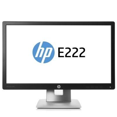 Монитор HP 21,5 EliteDisplay E222 (M1N96AA)Мониторы HP<br>HP EliteDisplay E222 21,5 LED Monitor wide(IPS,250 cd/m2, 1000:1, 7ms, 178°/178°,VGA,DisplayPort,HDMI,USB 3.0x3 1920x1080, LED backlight,EPEAT gold)<br>