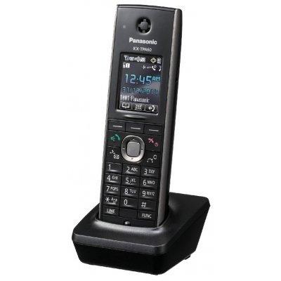 Радиотелефон Panasonic KX-TPA60RUB (KX-TPA60RUB)Радиотелефоны Panasonic<br>дополнительная трубка для VoIP-телефона<br>протоколы связи: SIP<br>громкая связь (Hands Free)<br>встроенный цветной LCD-дисплей<br>
