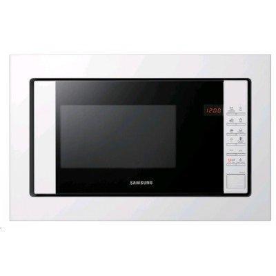 Микроволновая печь Samsung FW87SR-W (FW87SR-W/BWT)Микроволновые печи Samsung<br>Микроволновая печь Samsung FW87SR-W белый 23л. 800Вт<br>