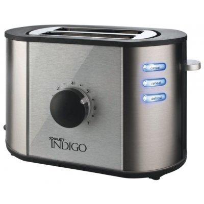 Тостер Scarlett IS-TM12501 (IS-TM12501)Тостеры Scarlett<br>тостер<br>    на 2 тоста<br>    мощность 800 Вт<br>    механическое управление<br>    функция размораживания<br>    ненагревающийся корпус<br>    металлический прочный корпус<br>