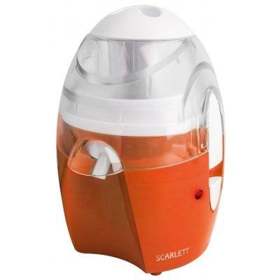 Соковыжималка Scarlett SC-JE50S25 (SC-JE50S25)Соковыжималки Scarlett<br>соковыжималка для всех видов фруктов<br>    мощность 550 Вт<br>    подача сока сразу в стакан<br>    автоматический выброс мякоти<br>    корпус из пластика<br>