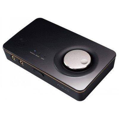 все цены на  Звуковая карта внешняя ASUS XONAR U7 (XONAR U7)  онлайн