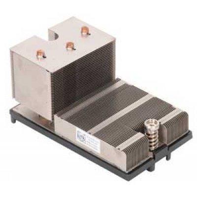 Система охлаждения для процессора Dell 412-AAFW (412-AAFW)Системы охлаждения для процессоров Dell<br>Радиатор PE R730/R730xd Heatsink for Second Processor<br>