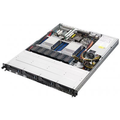 Серверная платформа ASUS RS500-E8-RS4 V2 (90SV03NA-M01CE0) (90SV03NA-M01CE0) серверная платформа asus ts300 e8 ps4