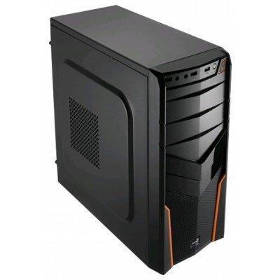 Корпус системного блока Aerocool V2X Orange Edition Orange (4713105952674)Корпуса системного блока Aerocool<br>Корпус Aerocool V2X Orange , ATX, без БП, 1х USB 3.0, 2х USB 2.0. 1х 92мм вентилятор, петля для замк<br>