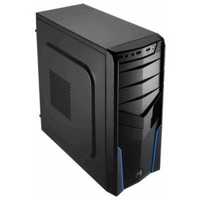 Корпус системного блока Aerocool V2X Blue Edition Blue (4713105952681)Корпуса системного блока Aerocool<br>Корпус Aerocool V2X Blue , ATX, без БП, 1х USB 3.0, 2х USB 2.0. 1х 92мм вентилятор, петля для замка.<br>