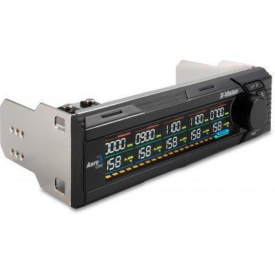 Контроллер системы охлаждения Aerocool X-VISION (EN55529)