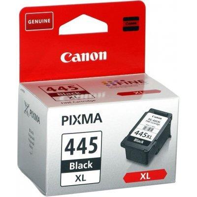 Картридж для струйных аппаратов Canon PG-445XL для MG2540. Чёрный (8282B001)Картриджи для струйных аппаратов Canon<br>Картридж Canon PG-445XL для MG2540. Чёрный. 400 страниц.<br>