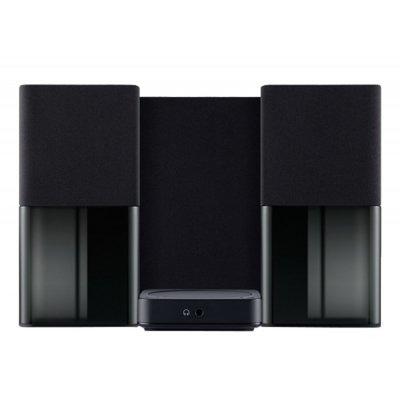 Акустическая система Dell AC411 (520-AAEU) (520-AAEU)Акустические системы Dell<br>Динамики DELL (520-AAEU) беспроводная аудиосистема AC411<br>