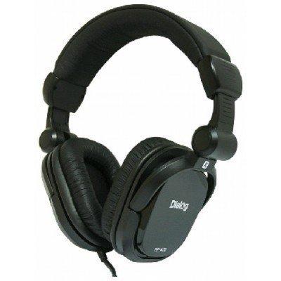Наушники Dialog HP-A35 черный (HP-A35 black)Наушники Dialog<br>Наушники Dialog Aria HP-A35 Black<br>