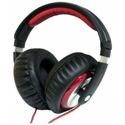 Наушники Dialog HP-A75 черный красный (HP-A75 black-red) наушники dialog aria hp a65 черный красный hp a65 black red