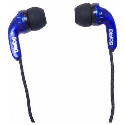 Наушники Dialog EP-121V синий (EP-121V blue)Наушники Dialog<br>Наушники Dialog EP-121V blue (c рег. громкости)<br>