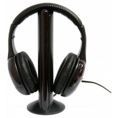 Наушники Dialog HP-H10RF черный (HP-H10RF black)