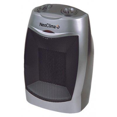 Обогреватель Neoclima PTC-01 (PTC-01)Обогреватели Neoclima <br>термовентилятор<br>    площадь обогрева 20 кв.м<br>    мощность обогрева 1500 Вт<br>    использование в качестве вентилятора<br>    механическое управление<br>    защита от перегрева<br>