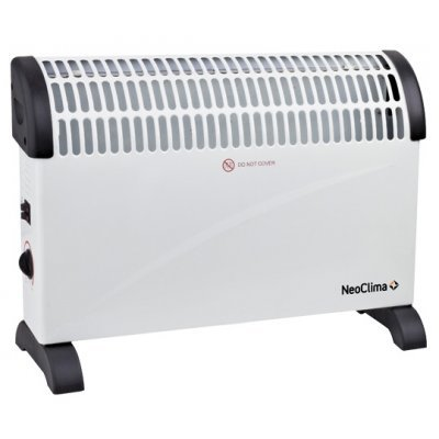 Обогреватель Neoclima Fast 2000 (Fast 2000)Обогреватели Neoclima <br>конвектор<br>    мощность обогрева 2000 Вт<br>    механическое управление<br>    защита от перегрева<br>