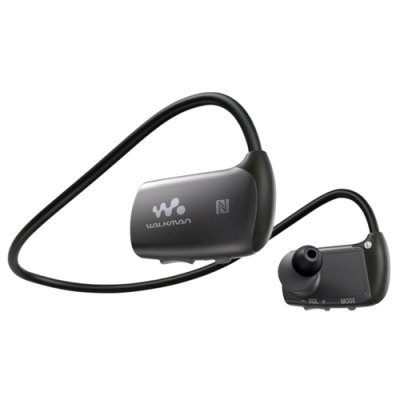 Цифровой плеер Sony NWZ-WS613 черный (NWZWS613B.EE) цифровой диктофон olympus ws 806 ws 806