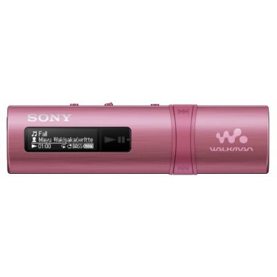 цена на Цифровой плеер Sony NWZ-B183F розовый (NWZB183FP.EE)