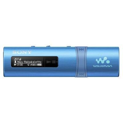 Цифровой плеер Sony NWZ-B183F голубой (NWZB183FL.EE) sony usm64x