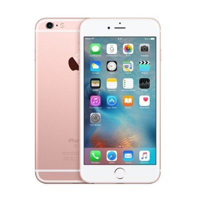 Смартфон Apple iPhone 6s Plus 128Gb Розовое золото (MKUG2RU/A) сотовый телефон apple iphone 6s plus 128gb rose gold mkug2ru a