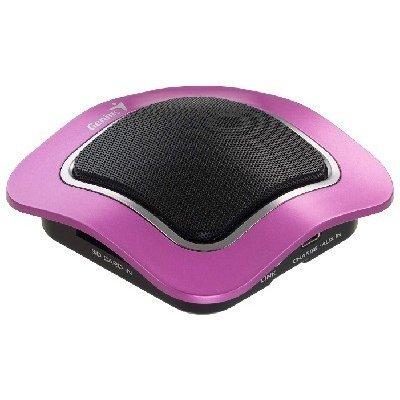 Портативная акустика Genius SP-i400 фиолетовый (31730999101)