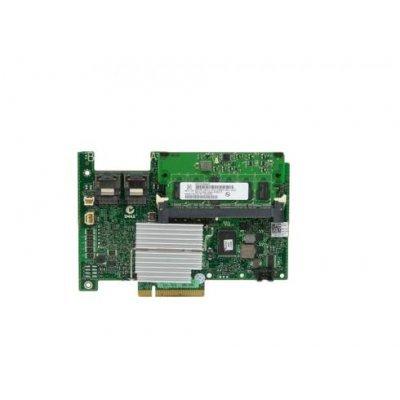 Контроллер RAID Dell 405-AAEGT (405-AAEGT)Контроллеры RAID Dell<br>DELL Controller PERC H730 RAID 0/1/5/6/10/50/60,1GB NV Cache, 12Gb/s Mini-Type - Kit.<br>