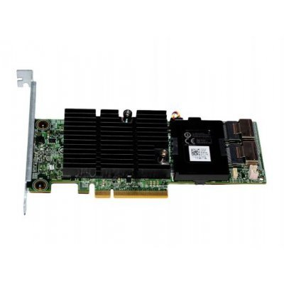 Контроллер RAID Dell 405-AAEHT (405-AAEHT)Контроллеры RAID Dell<br>DELL Controller PERC H730p RAID 0/1/5/6/10/50/60,2GB NV Cache, 12Gb/s Mini-Type - Kit.<br>