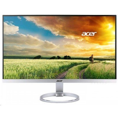 Монитор Acer 27 H277HUsmidpx (UM.HH7EE.008)Мониторы Acer<br>Монитор Acer 27 H277HUsmidpx черный IPS LED 4ms 16:9 DVI HDMI M/M матовая 350cd 178гр/178гр 2560x1440 DisplayPort QHD 3.7кг<br>