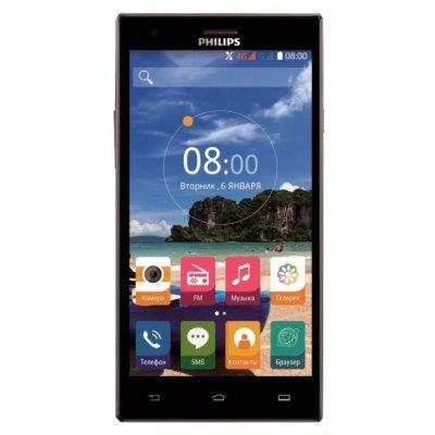 Смартфон Philips Sapphire S616 (Sapphire S616)Смартфоны Philips<br>смартфон, Android 5.1 поддержка двух SIM-карт экран 5.5, разрешение 1920x1080 камера 13 МП, автофокус память 16 Гб, слот для карты памяти 3G, 4G LTE, Wi-Fi, Bluetooth, GPS аккумулятор 3000 мАч вес 155 г, ШxВxТ 77.90x152x8.30 мм<br>