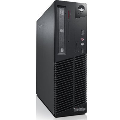 Настольный ПК Lenovo ThinkCentre M73 SFF (10B6002LRU) (10B6002LRU)Настольные ПК Lenovo<br>i3-4160 4Gb 500GB Intel HD DVD-RW No Win7 Pro64 preload+Win8.1 Pro64 RDVD/licence DP_TO_HDMI DONGLE; 2xUSB 2.0 rear additional 3/3/3 on-site<br>