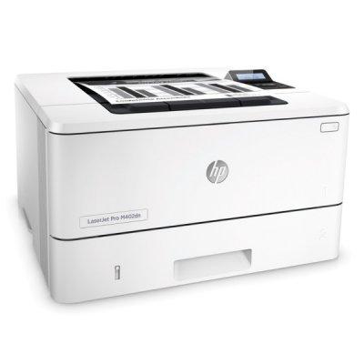 Монохромный лазерный принтер HP LaserJet Pro M402dn RU (G3V21A) (G3V21A) принтер hp laserjet pro m104w g3q37a