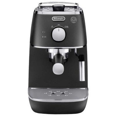 Кофеварка Delonghi ECI 341 черный (ECI341.BK) кофеварка эспрессо delonghi eci341 white