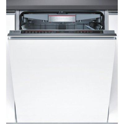 Посудомоечная машина Bosch SMV 87TX00R (SMV87TX00R)Посудомоечные машины Bosch<br>Встраиваемая посудомоечная машина BOSCH/ 81.5х59.8х55 см, 14 комплектов, дисплей, 7 программ, таймер, TimeLight<br>