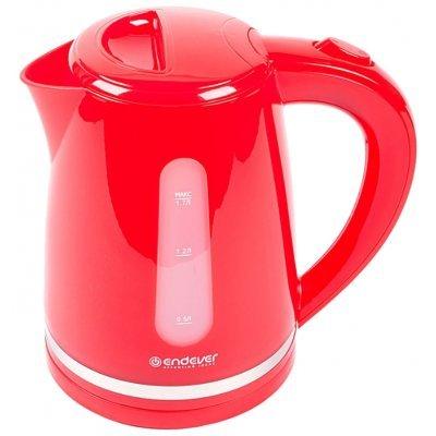 Электрический чайник Endever Skyline KR-228 (KR-228)Электрические чайники Endever<br>чайник<br>объем 1.7 л<br>мощность 2400 Вт<br>закрытая спираль<br>установка на подставку в любом положении<br>пластиковый корпус<br>индикация включения<br>