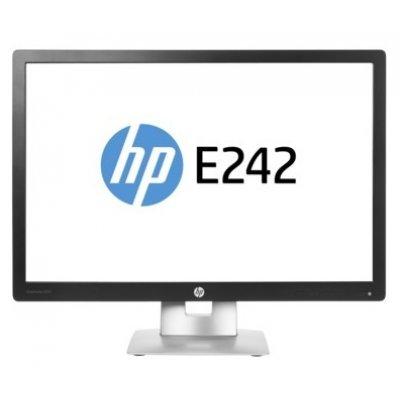 Монитор HP 24 EliteDisplay E242 (N3C01AA) (N3C01AA) монитор жк hp elitedisplay e242e 24 белый [n3c01aa]