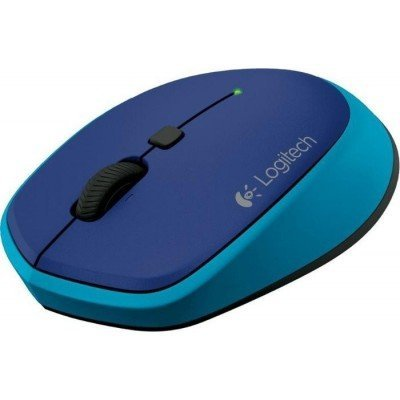Мышь Logitech M335 910-004546 Blue Bluetooth (910-004546)Мыши Logitech<br><br>