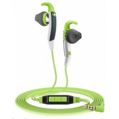 Наушники Sennheiser MX 686G SPORTS (MX 686G SPORTS)Наушники Sennheiser<br>Наушники Sennheiser/ вставные 18–20000Гц 1,2м 3,5мм угловой 118дБ ПДУ микрофон для Android Система крепления Slide-to-Fit чехол<br>