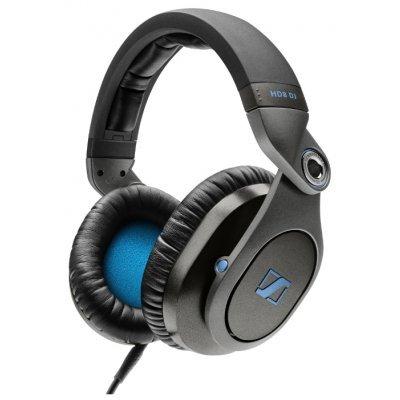 Наушники Sennheiser HD8 DJ (HD8 DJ)Наушники Sennheiser<br>мониторные наушники<br>импеданс 95 Ом<br>чувствительность 115 дБ<br>разъём mini jack 3.5 mm<br>длина провода 3 м<br>вес 284 г<br>складная конструкция<br>сменные амбушюры<br>