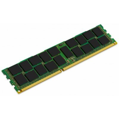 Модуль оперативной памяти ПК Kingston KVR16R11D8/8HB 8Gb DDR3 (KVR16R11D8/8HB)Модули оперативной памяти ПК Kingston<br>Kingston DDR-III 8GB (PC3-12800) 1600MHz ECC Reg Dual Rank, x8 w/TS CL11 (Hynix B)<br>