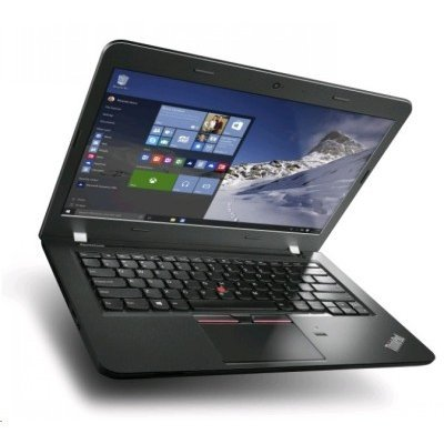 Ноутбук Lenovo ThinkPad EDGE E460 (20ETS00700) (20ETS00700)Ноутбуки Lenovo<br>14 HD(1366x768), i5-6200U(2,3GHz), 4Gb DDR3, 500GB / 5400 Hybrid (8GB cache), Intel HD 520,no DVD, WWANnone,BT,WiFi,camera,6 cell,DOS,1,8kg, black, 1y. Carry in<br>