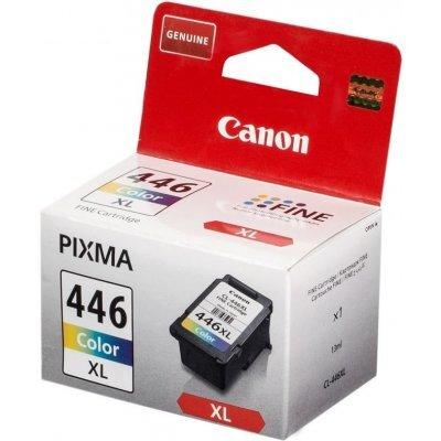 Картридж для струйных аппаратов Canon CL-446XL для Pixma iP2840 MG2440 MG2545 MG2540 MG2940 Цветной (8284B001)Картриджи для струйных аппаратов Canon<br>для Pixma iP2840 MG2440 MG2545 MG2540 MG2940  Цветной 8284B001<br>