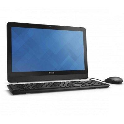 Моноблок Dell Inspiron 20 3052 (3052-5932) (3052-5932)Моноблоки Dell<br>Моноблок Dell Inspiron 20 3052 19.5 HD+ Cel N3150 (2.08)/2Gb/500Gb 5.4k/HDG/Ubuntu Single Language/WiFi/BT/клавиатура/мышь 1600x900<br>