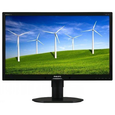 Монитор Philips 23 231B4QPYCB/00 Black с поворотом экрана (231B4QPYCB/00)Мониторы Philips<br>IPS, LED, LCD, Wide, 1920x1080, 7(14) ms, 178°/178°, 250 cd/m, 20M:1, +DVI, +DisplayPort, +MM, +2xUSB<br>