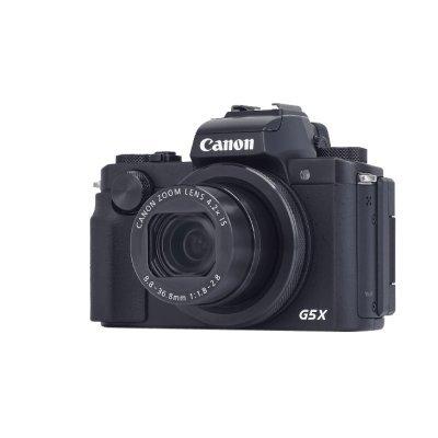 Цифровая фотокамера Canon PowerShot G5 X (0510C002) canon powershot s120 16gb memory card