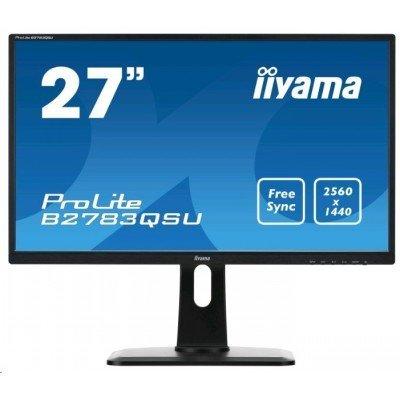 Монитор IIYAMA 27 B2783QSU-B1 (B2783QSU-B1) монитор iiyama 27 xb2783hsu b1 xb2783hsu b1